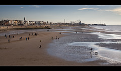 Stick people + LS Lowry version in comments, Explored Frontpage (Ianmoran1970) Tags: people dog man men beach painted explore stick effect stickmen frontpage blackpool lowry explored ianmoran ianmoran1970 stalkmen soundtrackmonday