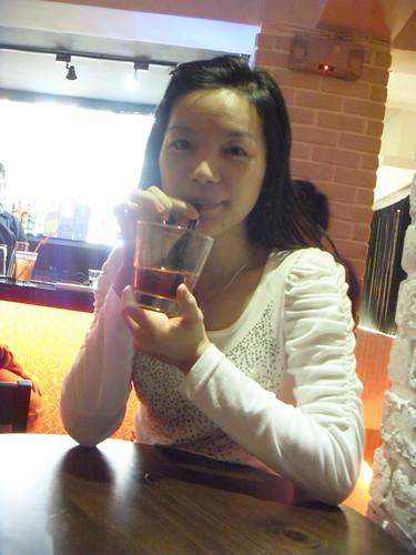 Wendy愛喝水果調酒哦^^