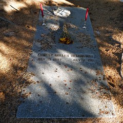 Ernest Hemingway's Grave