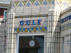 An Old Gulf Station 2 (joym624) Tags: gulf gasstation oldbuilding
