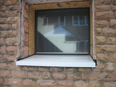stair window cill