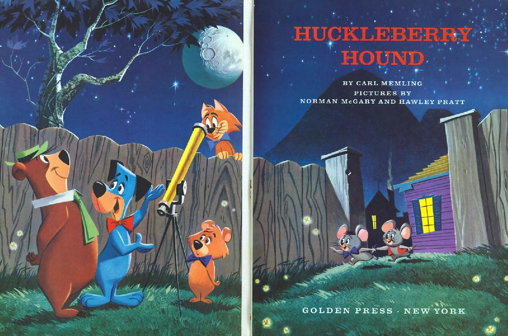 Huckleberry Hound002