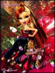 Gabriella, 2nd Place of Bratz Fashion Iconz Cycle 3 (Carol Parvati ) Tags: allison doll contest yasmin gabriella bratz cloe 2ndplace magichair bntm passion4fashion bndm carolparvati fashioniconz