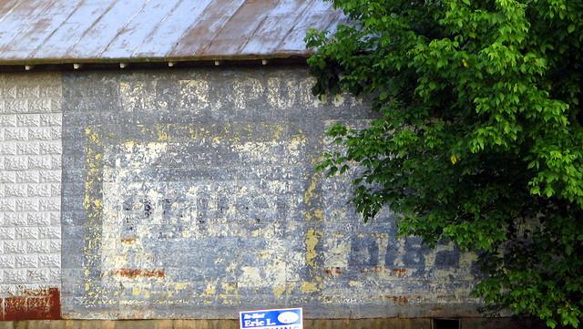 Faded Pepsi ad - Bumpus Mills, TN