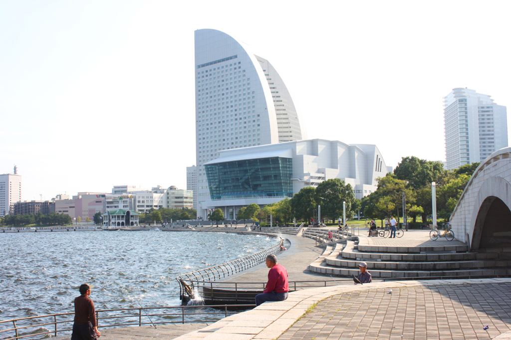Yokohama Minato Mirai 21 Walking Guide (13)