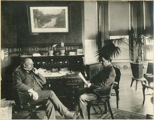 President John H. Worst