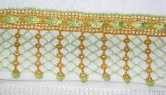 örümcekli havlu danteli