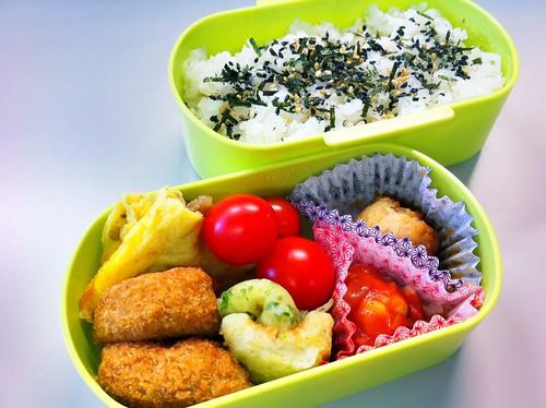 今日のお弁当 No.62 – 磯海苔