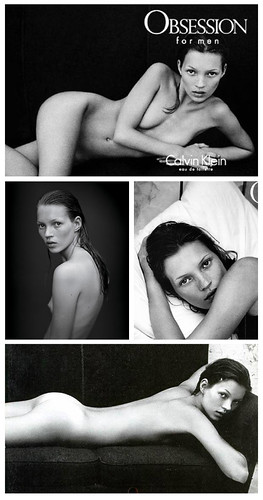 Kate Moss Obsession ads by Mario Sorrenti by focushubcourses