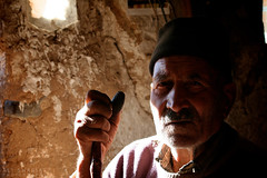 Years (alishariat) Tags: old travel vacation house mountain holiday man tourism stone rural persian fantastic shadows village place iran awesome muslim sightseeing middleeast persia azerbaijan hills stunning destination stick years iranian exploration touring turkish turk provincial deh kandovan islamicworld intrepittravels alishariat