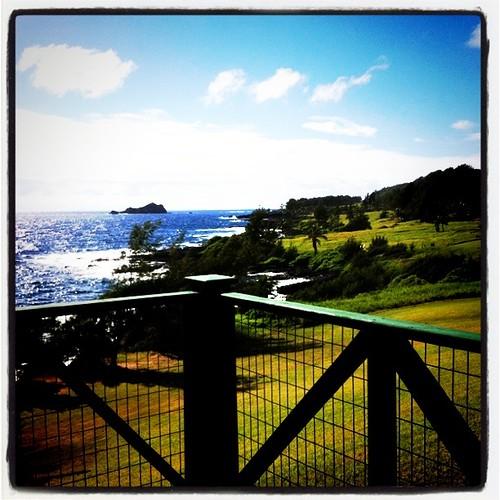 Hana Maui Hotel View