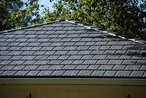 EDCO Arrowline Metal Slate Roof