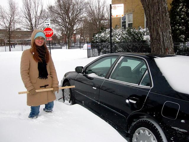 Apryl's Car