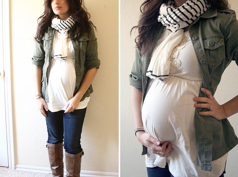 Имидж для беременных фото 53