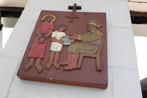 Inside Church of the Angry Christ - 7 (Stations of the Cross)