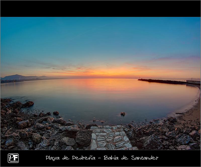 Playa de Pedreña - Bahía de Santander