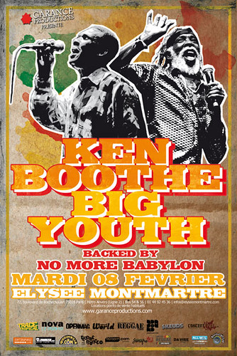 Ken Boothe & Big Youth