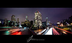 """I'm Just Trying To Make Some Sense In Los Angeles"" (Jinna van Ringen) Tags: california longexposure panorama losangeles los angeles ladt ladowntown losangelesdowntown losangelespanorama 5dmarkii 5dmkii 5dmk2"