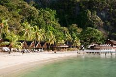 Miniloc resort - bright day light (Nicolas Chaperon) Tags: lumix philippines resort 20mm elnido palawan miniloc gf1