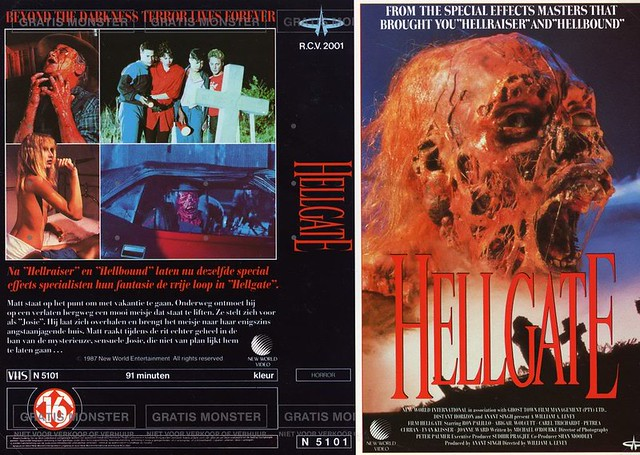 Hellgate (VHS Box Art)
