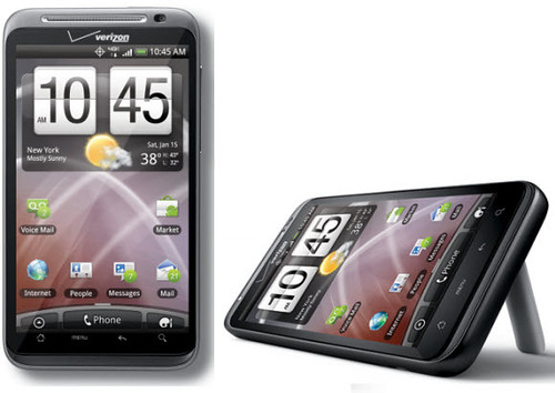 HTC ThunderBolt Review Video