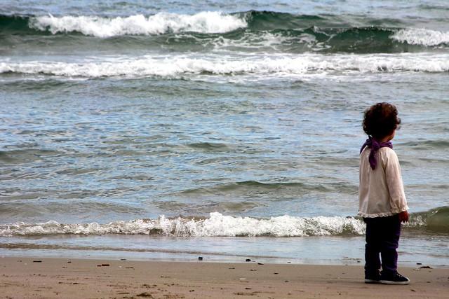 Vittoria e il mare