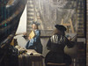 Probably my favorite painter of all time (nancyrwiseart) Tags: art fineart fun kunsthistorischesmuseum magical vermeer vienna wonderful
