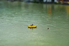 Miniature watersports