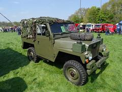 British Army Land Rover, Shanes Castle 17 (nathanlawrence785) Tags: psni police car audi antrim giro ditalia gran fondo 2014 british army man sv crane jcb logistics wmik