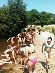 Día 5 . Amistades de río