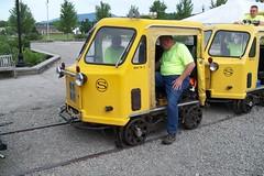 100_3291 (primemover88) Tags: speeder railcar narcoa appalachian elkins wv west virginia durbin greenbrier valley railroad excursion