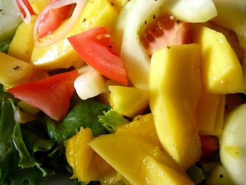 mango salad ii