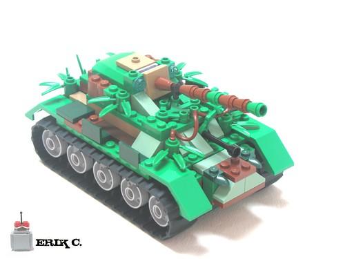 M8-6I tank.
