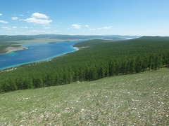 Travel to lake Khubsgul