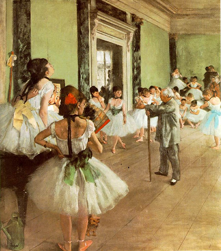 Degas and the