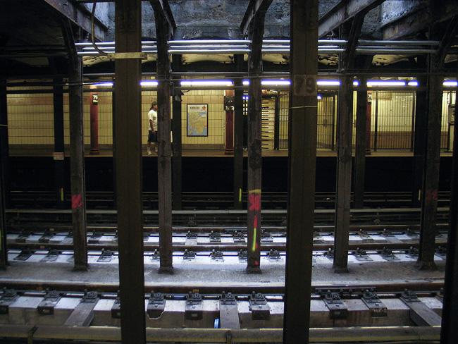 59th Street tracks
