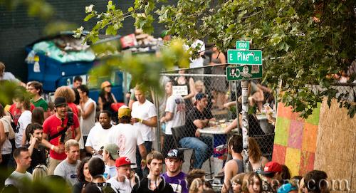 Capitol Hill Block Party 2010