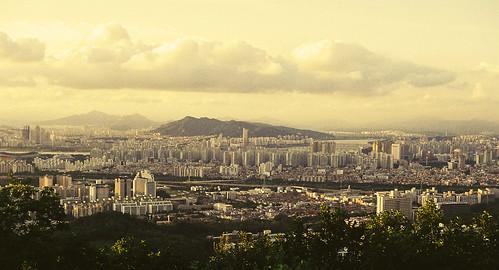 Seoul City, Yashica Electro 35