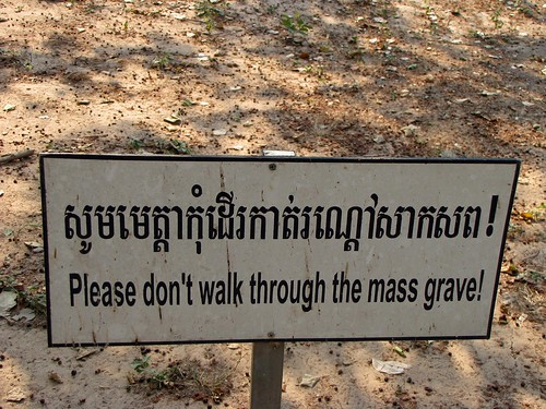 Respect the Mass Graves