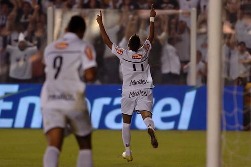 Santos 2 x 0 Vitória