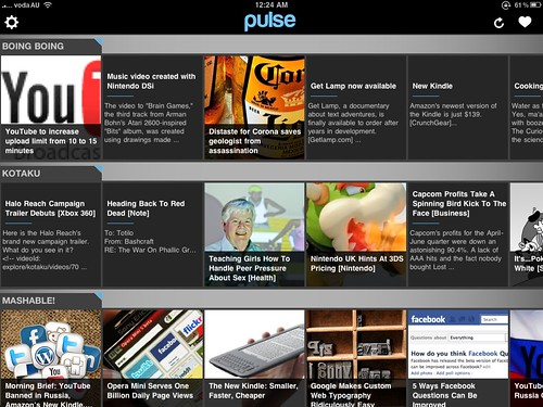 Pulse  RSS-reader