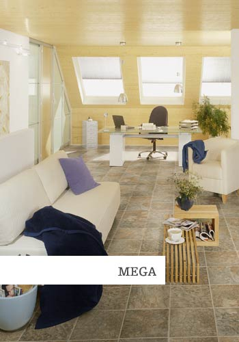 Mega Clic Laminate Flooring by Kronoswiss