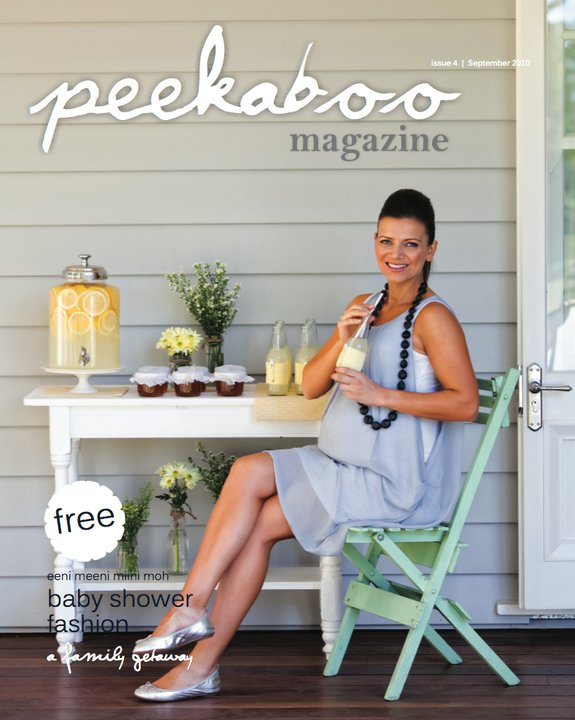Peekaboo Magazine Sept 2010