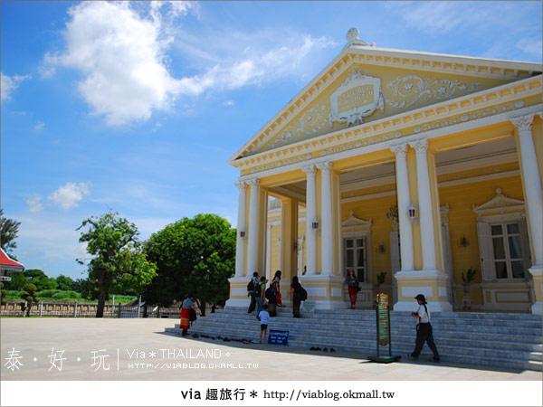 【泰國旅遊】大城之旅|泰皇的渡假聖堂~芭茵夏宮18