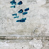 Wild geese (daliborlev) Tags: abstract texture square landscape paint brno concretewall mundanedetail migratingbirds foundanimals