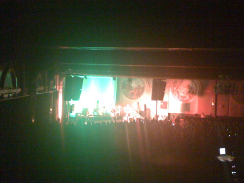 Silversun Pickups at the Crystal Ballroom