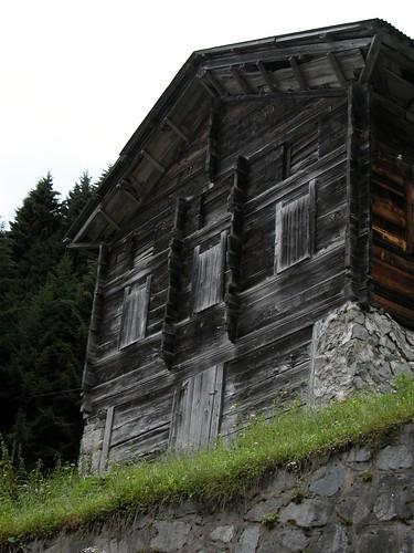 DSCN0569 Ayder, maison traditionnelle