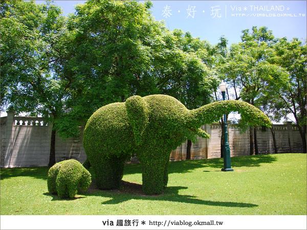 【泰國旅遊】大城之旅|泰皇的渡假聖堂~芭茵夏宮34