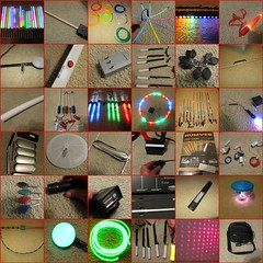 Light Painting - Tools of the Trade (TxPilot) Tags: light lightpainting art painting photography paint tools lap lightpaint