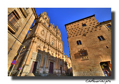 IMG_0548_La Clerecía y La Casa de las Conchas_Salamanca
